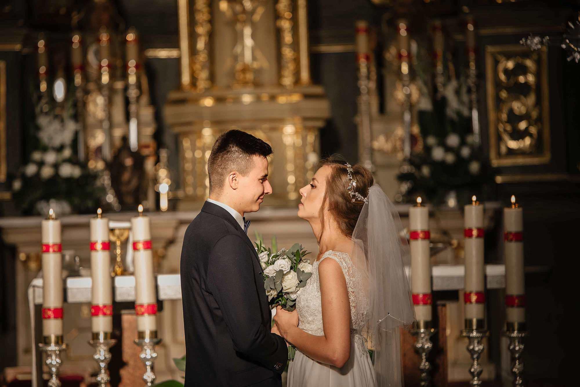 wesele w czasach kwarantanny