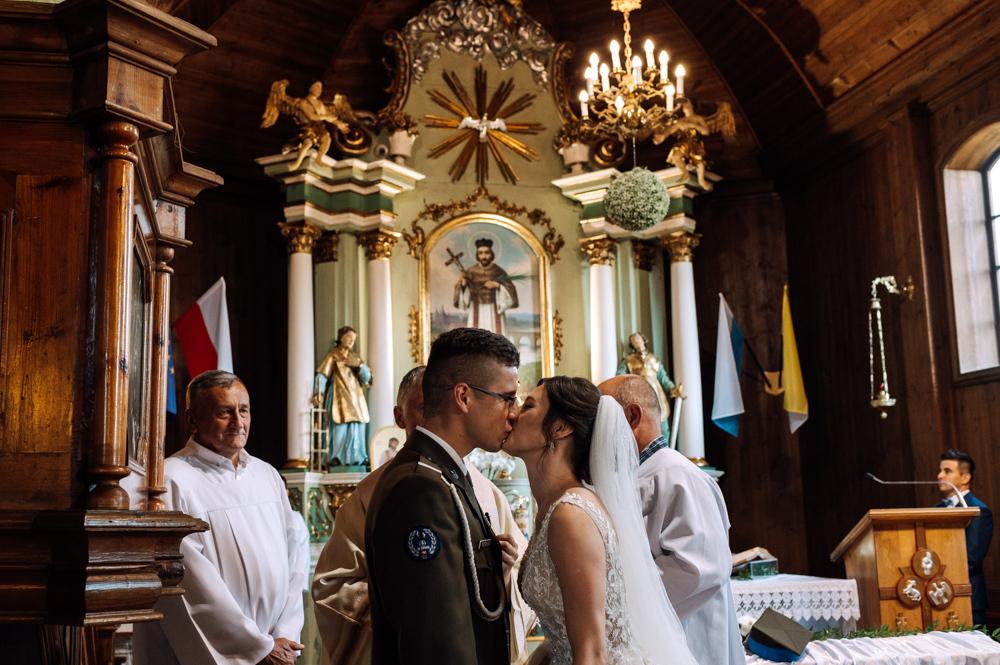 Żołnierskie wesele w Dworze Kamionacz